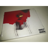 Cd Rihanna   Anti   Deluxe Edition Com Poster E 3 Bônus