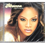 Cd Rihanna   Music Of The Sun