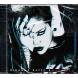Cd Rihanna Rated R    Remixed