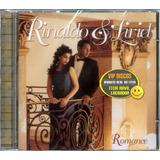 Cd Rinaldo E Liriel Romance   Original Novo Lacrado Raro