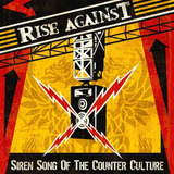 Cd Rise Against   Siren Song Of The Counter Cultur  lacrado