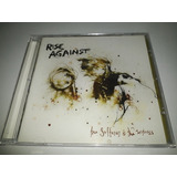 Cd Rise Against   The Sufferer & The Witness Import Novo