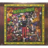 Cd Rita Lee   Balacobaco   2001   Digipack   Lacrado