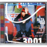 Cd Rita Lee 3001 Original