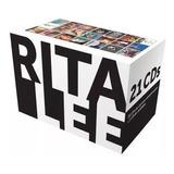 Cd Rita Lee Box 21 Cds