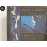 Cd Ritchie Blackmore Volume One Original Importado   F7
