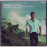 Cd Robbie Williams   In And Out Of Consciousness  G Hits