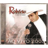 Cd Robério  E Seus Teclados   Ao Vivo 2003   Orig Lacrado