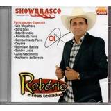 Cd Roberio E Seus Teclados Showrrasco Vol 1 E 2