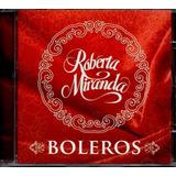 Cd Roberta Miranda   Boleros   Nono Orig