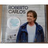 Cd Roberto Carlos   Amor Sin Límite 2018 Original Lacrado