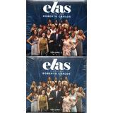 Cd Roberto Carlos   Elas Cantam Vc 1 E Cd 2