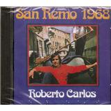 Cd Roberto Carlos   San Remo 1968
