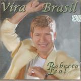 Cd Roberto Leal   Viva Brasil