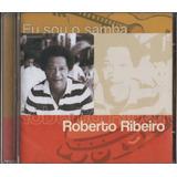 Cd Roberto Ribeiro Eu Sou O Samba 14 Sucessos Emi Lacrado