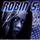 Cd Robin S From Now On Raro Funk Black Disco Dance Pop Soul