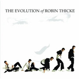 Cd Robin Thicke   The Evolution Justin Timberlake Usher 2007