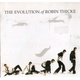 Cd Robin Thicke   The Evolution Of