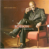 Cd Robson Nascimento   Tudo O Que Soul
