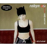Cd Robyn   Do You Really Want Me   Single Ingles   1998