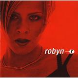 Cd Robyn   Robyn Is Here   Usado