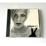 Cd Robyn Is Here Importado 1998 Dance