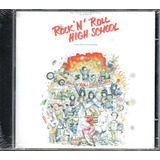 Cd Rock  n roll High School   Com Ramones E Outros