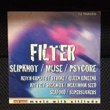 Cd Rock Sound Filter Slipknot Kittie Supersuckers Muse