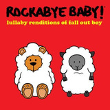 Cd Rockabye Baby Lullaby Renditions Of Fall Out Boy