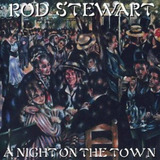 Cd Rod Stewart   A Night On The Town