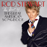 Cd Rod Stewart   The Best Of The Great American Songbook