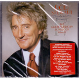 Cd Rod Stewart   The Great American Songbook Vol iv   Novo