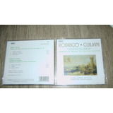 Cd Rodrigo   Guiliani   Concerto De Aranjuez   Original