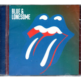 Cd Rolling Stones   Blue E Lonesome