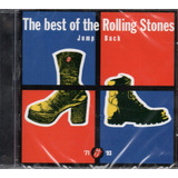 Cd Rolling Stones   The Best Of   Jump Back