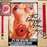Cd Rolling Stones   The Brussels Affair 73