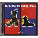 Cd Rolling Stones The Best Of Jump Back Novo E Original