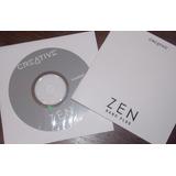 Cd Rom Creative Zen Nano Plus