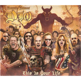 Cd Ronnie James Dio   This Is Your Life   Digipack     Novo