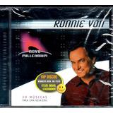 Cd Ronnie Von Novo Millennium   Original Novo Lacrado Raro