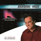 Cd Ronnie Von Novo Millennium Novo Cd Lacrado Ronnie Von