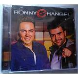 Cd Ronny E Rangel   Festa No Jatinho   Original E Lacrado