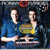 Cd Ronny E Rangel Promocional   Raro