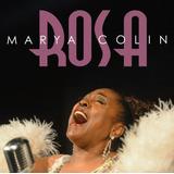 Cd Rosa Marya Colin Cd Rosa Maria 2018 Cd Rosa Maria 1980