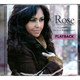 Cd Rose Nascimento   Para O Mundo Ouvir   Playback