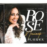 Cd Rose Nascimento   Questão De Honra   Playback