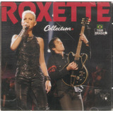 Cd Roxette   Collection   Tour Brasil  Novo Lacrado