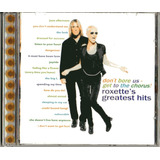 Cd Roxette   Greatest Hits   Don t Bore Us get To The Chorus