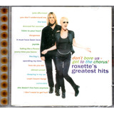 Cd Roxette   Greatest Hits