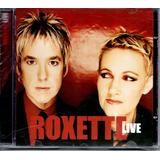 Cd Roxette   Live